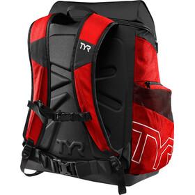 TYR Alliance 45l - Mochila natación - rojo/negro
